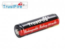 Trustfire 14500 900mAh 3.7V Protected Li-Ion Cell